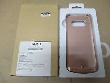 TAMO EXTENDED BATTERY SAMSUNG GALAXY S7 EDGE CASE PINK NIB FAST/FREE SHIPPING