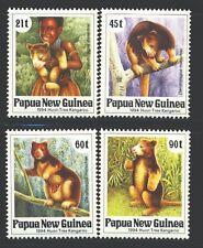 PAPUA NEW GUINEA 819-22 SG700-03 MNH 1994 Huon Tree Kangaroo set of 4 Cat$8