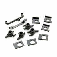 Kyosho Minute AWD knuckle & Motor holder set parts for RC MD004