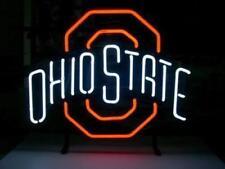 "Ohio State Buckeyes College University Neon Sign 17""x14"""