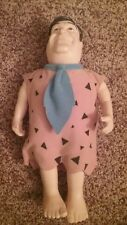Vintage Fred Flinstone Movie Plush John Goodman Doll Dakin