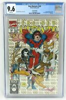 New Mutants #100 CGC Grade 9.6 Marvel Comic Last Issue 1st Appearance of X-Force