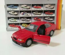 GAMA 1/43 BMW 325i  E36 Coupé Réf 81021 Rouge / Red