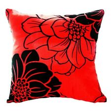 Home Sofa Bed Car Square Decorative Throw Pillow Case Cushion Cover (Red) A1L5