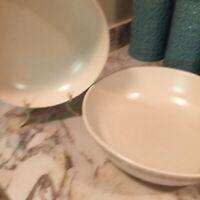 Franciscan Hacienda Gold Earthenware Serving Bowls Set Of Two