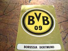 !!! SEHR SELTENER BVB-STICKER - VON 1978 - PANIANI - GOLD !!!