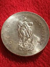 More details for irish 1966 10 scilling easter rising high grade coin silver.833 18.14g