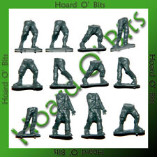 ZOMBIE BITS - 10x LEGS 2x BODIES - Wargames Factory