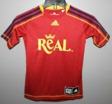 MLS Real Salt Lake Adidas Soccer Jersey New Youth Size MEDIUM