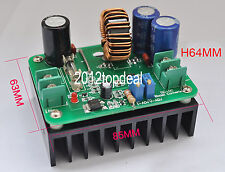 DC-DC 600W 10-60V to 12-80V Boost Converter Step-up Module Car Power Supply LX