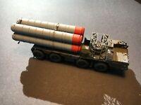 1:87 Resin Russland S300 PMU Nebenstartrampe 5P85DU Fertigmodell