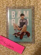 GOT7 Star Collection #66 BamBam Pastel Card Official Top Loader Sleeve KPOP
