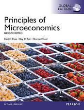 Principles of Microeconomics 11Eby Sharon M. Oster, Ray C. Fair, Karl E. Case