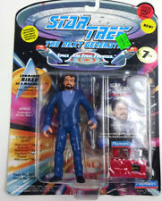 Star Trek Next Generation Figur -- RIKER as MALCORIAAN -- NEU MOC Playmates