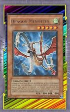 Dragon Menottes TDGS-FR013 Vent Dragon Effet Niveau 5 YGO
