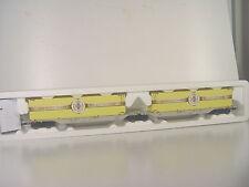 Warsteiner Container Tragwagen Set AAE Sggmrs - Roco HO 1:87 Wagen 76914 #E