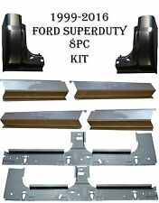 1999-2016 Ford Super Duty Crew Cab Inner & outer Rocker Panels And Cab Corners