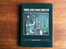 Noise and Smoky Breath – Glasgow Poems, hardback, limited, signed