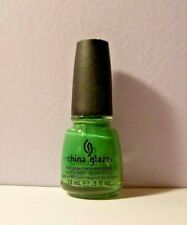 "China Glaze Nail Polish Lacquer .5 fl oz New ""Starboard"""