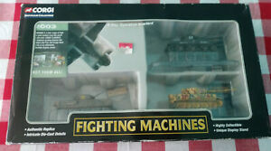Corgi Showcase Collection Fighting Machines WWII D-Day Operation Overlord
