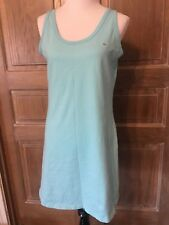 Vineyard Vines Blue Tank Shirt Dress Medium