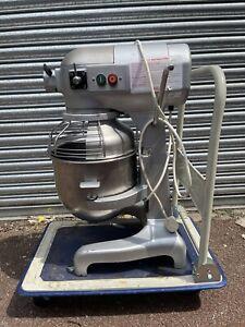 Hobart A200 20 Litres Dough Mixer With All Attatchment