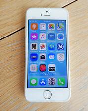 Apple iPhone 5s 16Gb ~ Pristine ~ Smartphone (Unlocked) - Silver