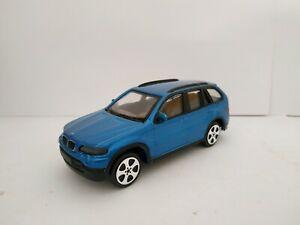 1/43 BMW X5 MAISTO COCHE DE METAL A ESCALA SCALE DIECAST