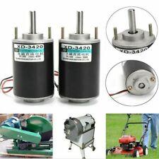 1224v 30w Xd 3420 Permanent Magnet Dc Motor Quiet High Speed For Diy Generator