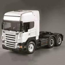 Brand New 1/14RC 3Axle Mid Crown Trailer Tractor Hercules Scania Car Shell Body