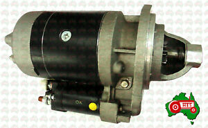 Starter Motor Case IH International Tractor B250 B275 B414 A414 434 444 384