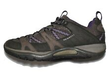 MERRELL Siren Sport Womens Hiking Shoes size US 7 GORE TEX Black/Perfect Plum