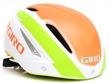 Giro Air Attack Road Triathlon Aero Bike Helmet Integrated Shield Small 51-55cm