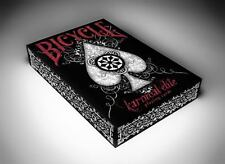 "Gioco di carte Bicycle /""Karnival Death testa/"" Carnage Edition Deck POKER NUOVO"