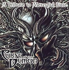 Curse of the Demon: A Tribute to Mercyful Fate by Various Artists (CD, Feb-2000,