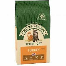 JAMES WELLBELOVED Senior Cat Turkey & Rice - 1.5kg - 431502