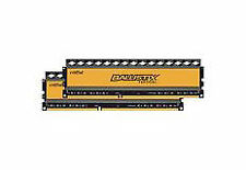 Ballistix Tactical LP 16gb Kit (8gbx2) ddr3 1600 MT/s (pc3-12800) 240-pin UDIMM