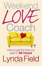 Weekend Love Coach SIGNED by Lynda Field New PB Book