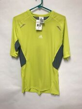 Addidas Youth Techfit Top Youth Large
