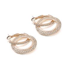 2018 Fashion Large Circle Geometry Dangle Earring Stud Earrings Women Jewelry