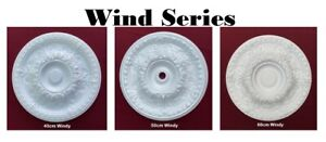 Ceiling Rose Polystyrene Easy Fit Very Light Weight From Windy Series Fast shipp