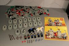 Lego 6073 - Knight's Castle - with original instructions - 98% complete - GOOD