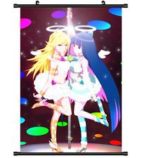 4276 Panty and Stocking With Garterbelt Anime manga wall Poster Scroll