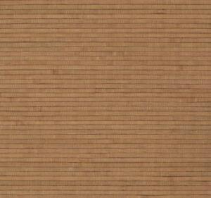Copper Brown Bamboo Grass Grasscloth Wallpaper - Double Roll  BH1834