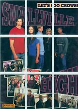 Smallville Season 1 Complete Smallville High Chase Card Set SH1-9