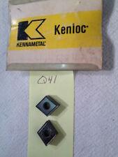 CNMG 431 MX KT1120 KENNAMETAL  CERMET ** 10 PCS ** Steel Stainless Steel