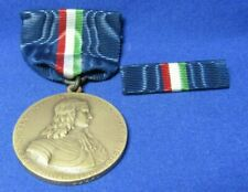 Mexican Border War Pennsylvania Guard Medal & Ribbon Set NUMBERED ON RIM