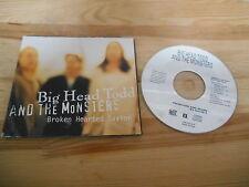 CD Pop Big Head Todd / Monsters - Broken Hearted Savior (4 Song) Promo REPRISE