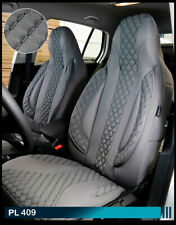 Maß Sitzbezüge Mitsubishi ASX Fahrer & Beifahrer ab BJ 2010 PL409