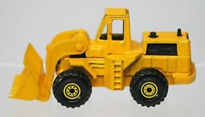 Hot Wheels Wheel Loader Workhorses Near Mint Condition 1979 Yellow 1:64